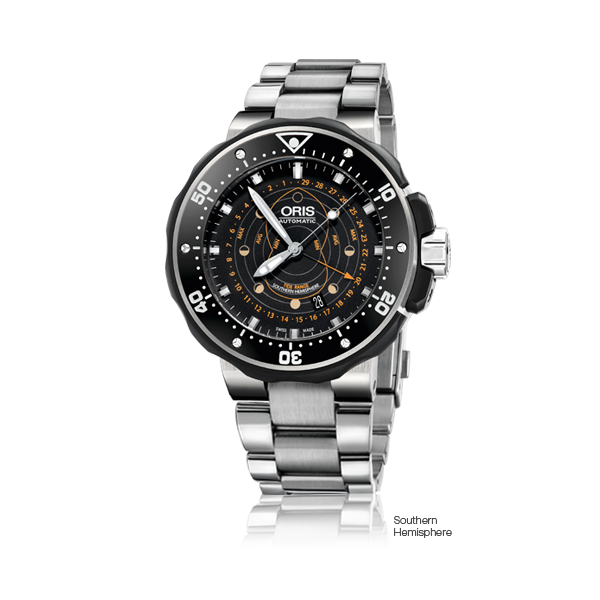 Oris ProDiver Pointer Moon Automatic